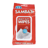 Samba Heavy Duty Wipes