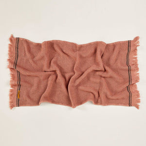 Nurture Cotton Hand Towel - Pomegranate