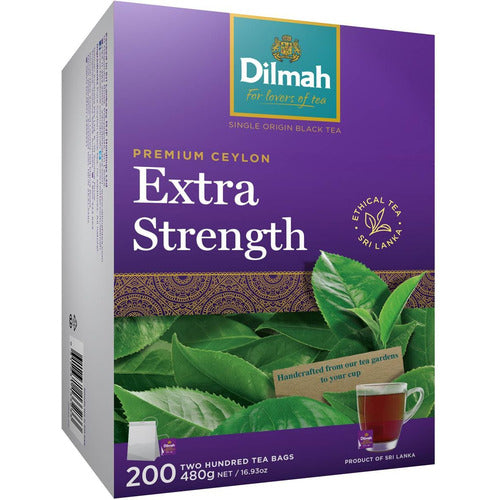 Dilmah Extra Strength Tea Bags 200pk