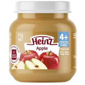 Heinz Apple Jar 110g