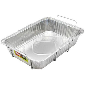 Foil Tray with Handles 37x27x7