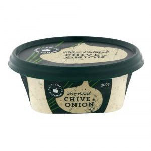 Castlemaine Dips 200g - Chive & Onion