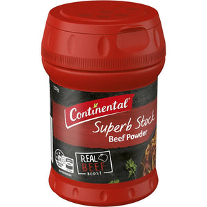 Continental Beef Stock Powder 125g