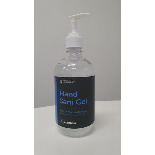 Actichem Hand SaniGel Pump 500ml