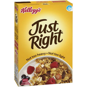 Kellogg's Just Right 460g