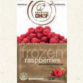 Frozen Raspberries IQF 1kg