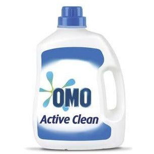 Omo Liquid Active Clean 4lt