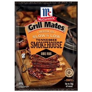 McCormicks Grill Mates Tennessee Smoke Rub