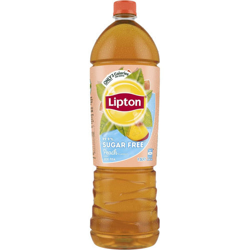 Lipton Iced Tea 1.5L - Lite Peach