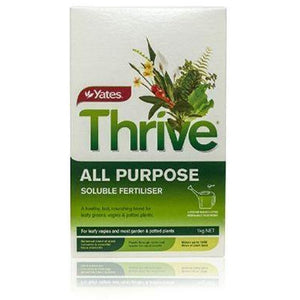Thrive All Purpose Soluable Plant Food 1kg