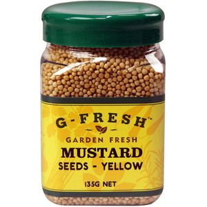 G-Fresh Herbs & Seasonings - Mustard Seeds 135g