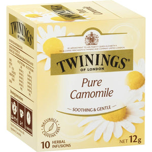 Twinings Tea Bags 10 pk - Pure Camomile