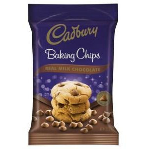 Cadbury Baking Chips 200g - Milk