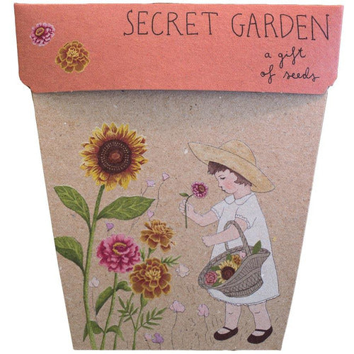 Secret Garden Gift of Seeds