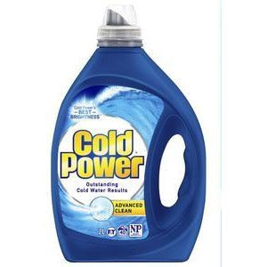 Cold Power Laundry Liquid Front & Top Loader 2L - Advanced Clean