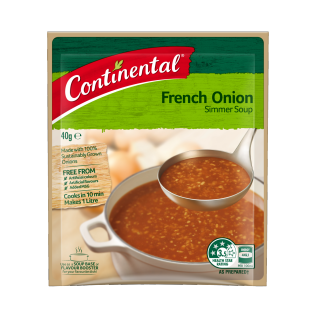 Continental French Onion Soup 40g