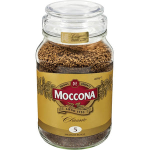 Moccona Classic Coffee Medium Roast 400gms