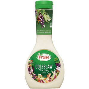 Praise Dressing 330ml - Coleslaw
