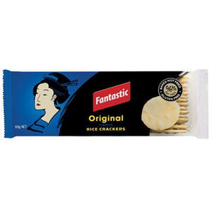 Fantastic Rice Crackers 100g - Original