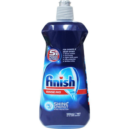 Finish Rinse Aid Shine & Protect 400mL