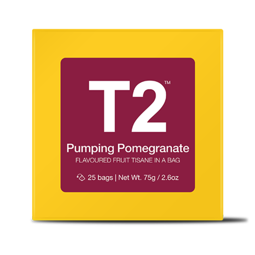 T2 - 25 Pack - Pumping Pomegranate