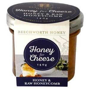 Beechworth Honey & Raw Honeycomb 140g
