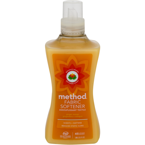 Method Laundry Fabric Softener - Ginger Mango