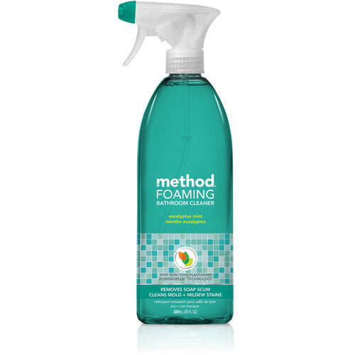 Foaming Bathroom Cleaner - Eucalyptus Mint