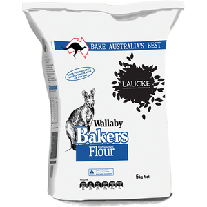 Wallaby Bakers Flour 5 kg