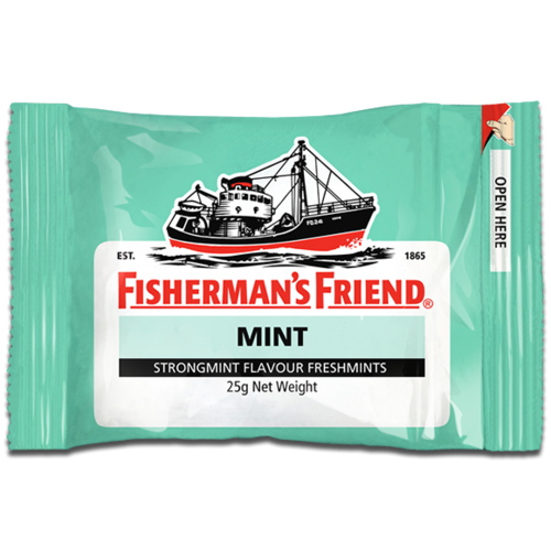 Fisherman's Friend 25g - Strong Mint