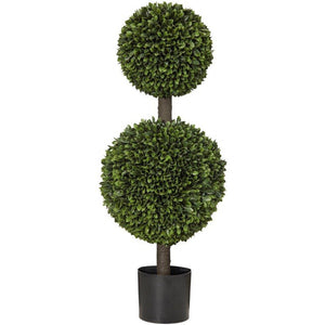 92cm Double Ball Topiary