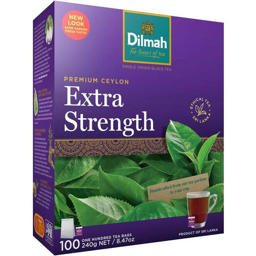 Dilmah Extra Strength Tea Bags 100pk