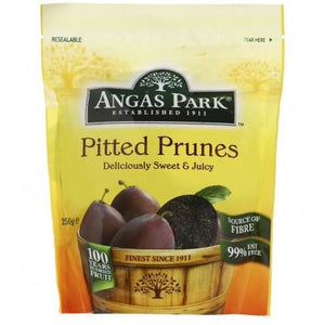 Angas Park Pitted Prunes 250g