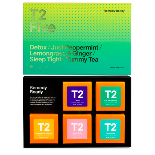 T2 Remedy Ready Gift Pack