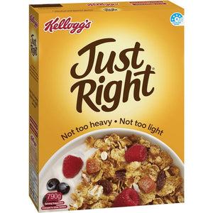 Kellogg's Just Right 790g