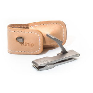 Klhip Ultimate Clipper with Leather Case