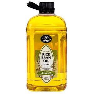 Alfa One Rice Bran Oil - 3L