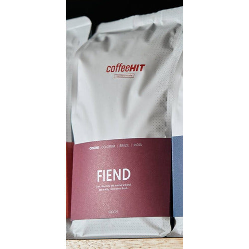 Coffee Hit Beans - 500g - Fiend