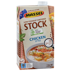 Massel Liquid Stock 1 Litre - Chicken Style