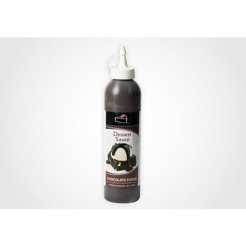 Chocolate Fudge Dessert Sauce 500ml