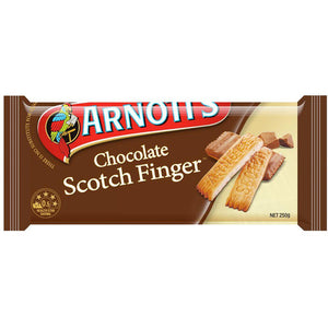 Arnott's Chocolate Scotch Fingers 250g