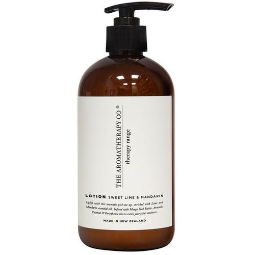 Therapy Hand & Body Lotion - Sweet Lime & Mandarin