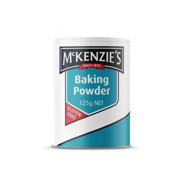 McKenzie's Baking Powder 125g