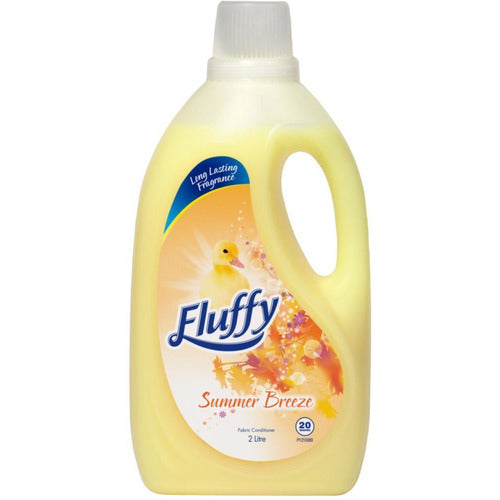 Fluffy 2L Fabric Conditioner Summer Breeze