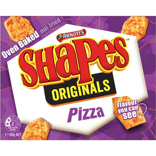 Shapes Biscuits - Pizza