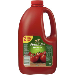 Fountain Tomato Sauce 2lt