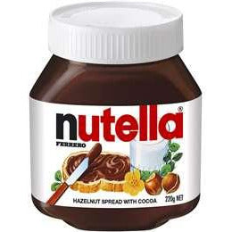 Nutella Hazelnut Spread 220g