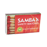 Samba Safety Matches