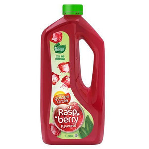 Golden Circle Raspberry Crush Cordial 2L