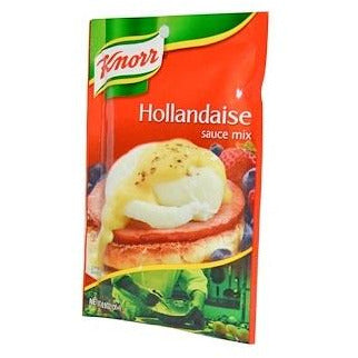 Knorr Sauce Mix Hollandaise Pkt 26g